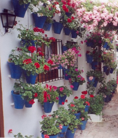 Nice Tips On Creating A Spanish Style Patio Garden For Entertaining   Simple  Spanish Food