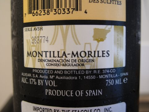 Montilla-Moriles DO