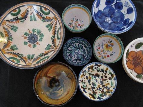 & Spanish Ceramics Cerámica de España - Simple Spanish Food