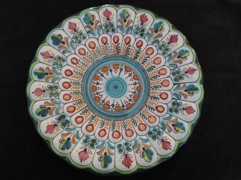 Spanish Ceramics, Cerámica de España - Simple Spanish Food
