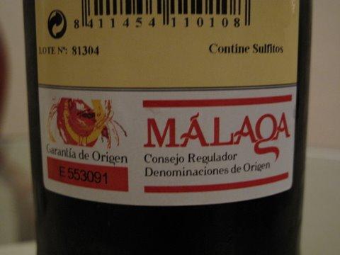 Malaga D.O.