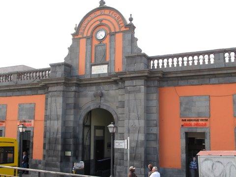 Canarias Vegueta mercado