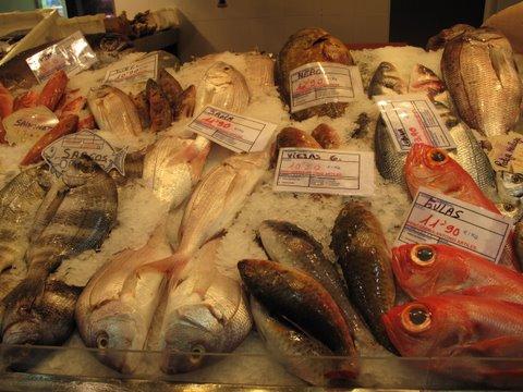 local seafood, Canary Islands