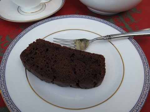 Bizcocho de chocolate, Spanish chocolate cake